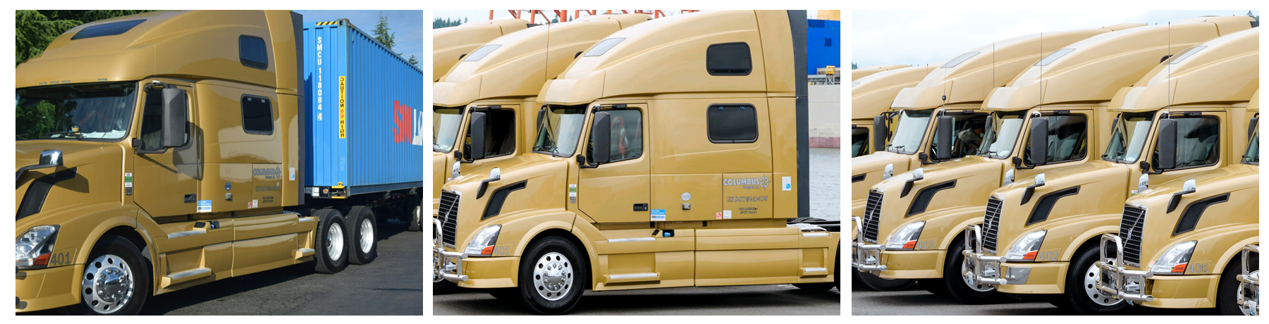 Trucking Transport Covering The Pacific Northwest